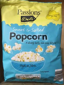 Passions Deli Sweet & Salted Popcorn 27g