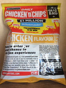 Burton's Chicken 'n' Chips Chicken Flavour Biscuits 40g