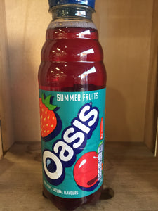 Oasis Summer Fruits 500ml