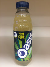 Oasis Apple & Kiwi Sour Fruit Juice Drink 500ml