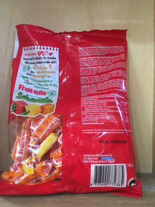 Fruit-Tella Juicy Chews with real fruit juice 180g