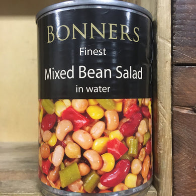 Bonners Finest Mixed Bean Salad 400g