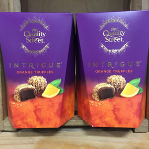 2x Quality Street Orange Intrigue Truffles (2x200g)