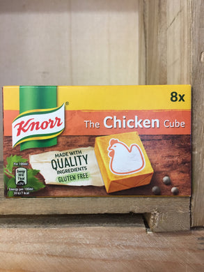 Knorr Chicken Stock Cubes 8x 10g