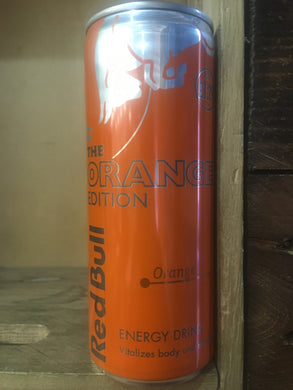 Red Bull The Orange Edition Energy Drink 250ml