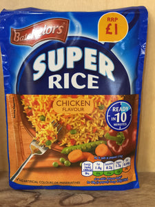 Batchelors Super Rice Chicken 100g