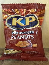 KP Dry Roasted Peanuts 100g
