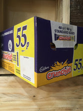 48x Cadbury Crunchie's Bars (Box of 48x40g)