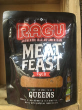 2x Ragu Spicy Meat Feast Pasta Sauce (Serves 4) (2x250g)