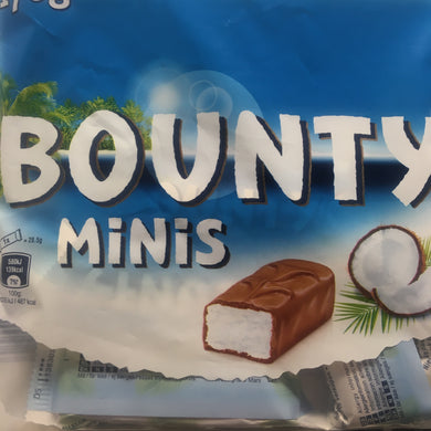 1/2 Kilo of Bounty Minis (3 Bags of 170g)