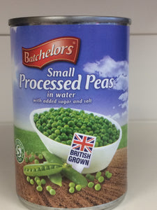 Batchelors Small Processed Peas in Water 300g