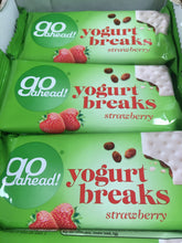 12x Go Ahead Yogurt Breaks Strawberry (12x35g)