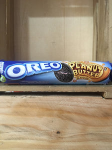 Oreo Peanut Butter Biscuits 154g