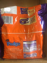 Cadbury Fudge Treat Size 15 Pack Chocolate Bars 202g