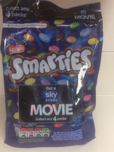 Nestle Smarties 125g Bag