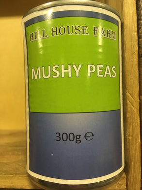 Hill House Farm Mushy Peas 300g