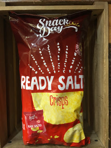 Snack Day Ready Salted 6x25g