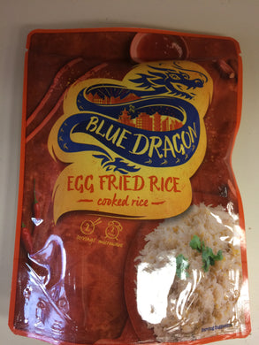 Blue Dragon Egg Fried Rice Microwave 250g