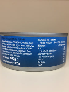Sandwich Tuna in Brine 160g