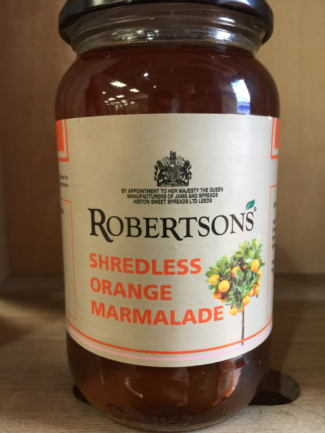 Robertsons Shredless Orange Marmalade 454g