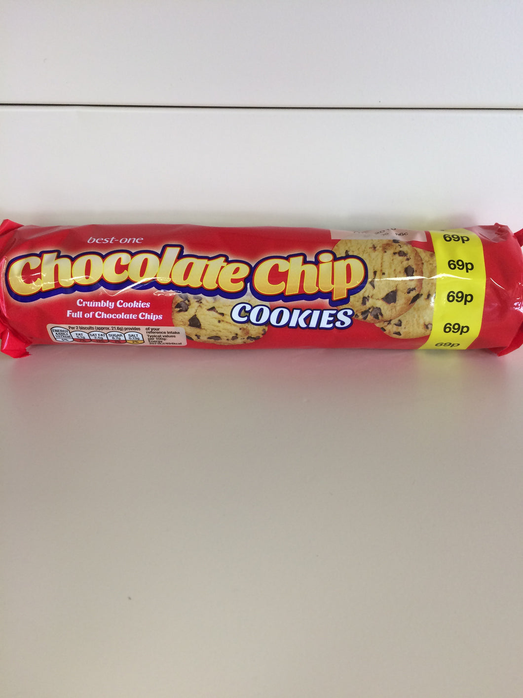 Best-One Chocolate Chip Cookies 200g