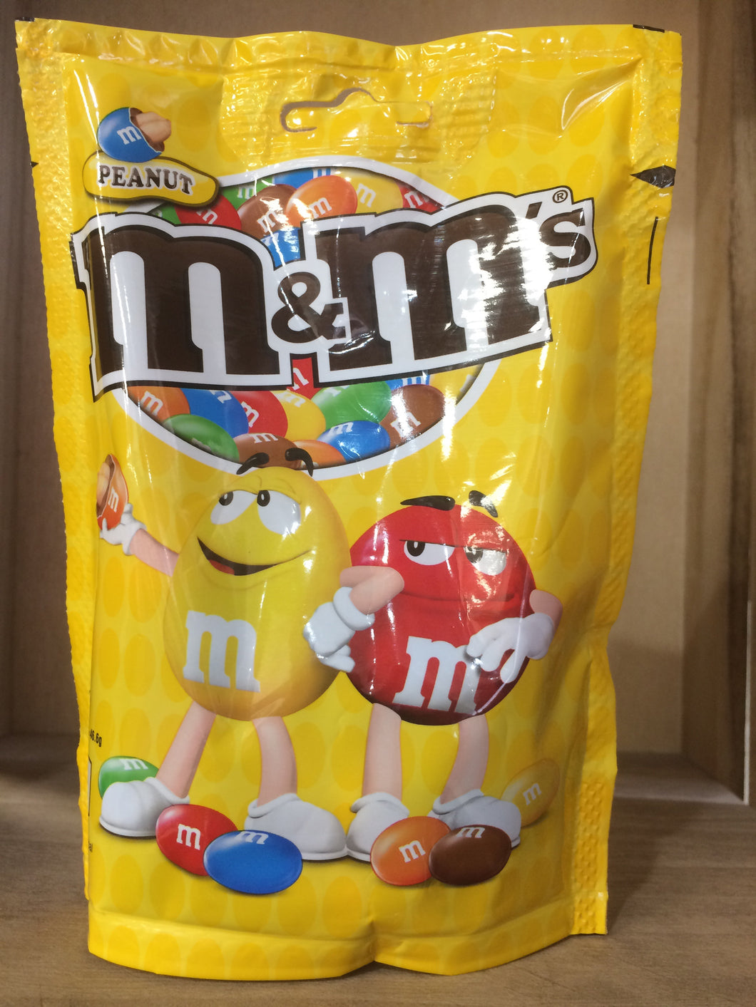 M&M's Peanut Share Bag 140g