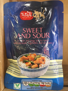 Asia Specialities Sweet and Sour Stir Fry Sauce (2 Servings) 120g