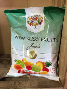 Meltis New Berry Fruits Jewels 160g