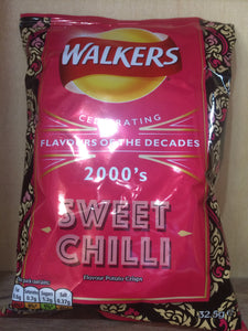 Walkers Sweet Chilli Crisps 32.5g