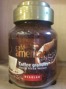 Cafe Americana Classic Blend Coffee 100g