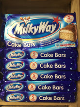 30x McVitie's Milky Way Cake Bars (6x5  packs)