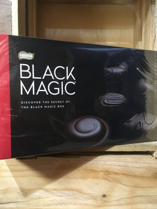 Black Magic Dark Chocolate Box 348g