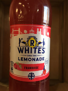 R Whites Lemonade Raspberry 1.25l