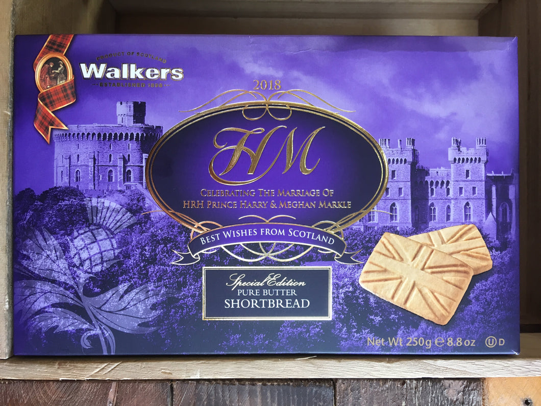 Walkers Special Edition Pure Butter Shortbread 250g