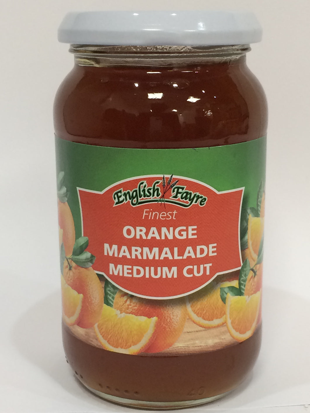 English Fayre Medium Cut Orange Marmalade 454g