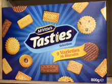Mcvitie's Tastie's Selection 800g