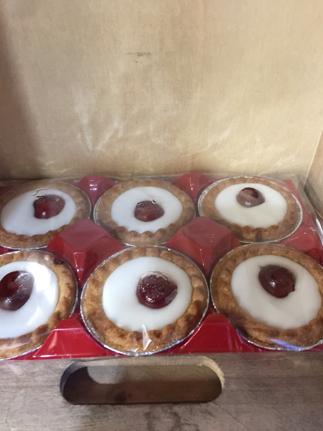 Low Price 6x Bakewell Tarts