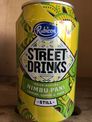 Rubicon Street Drinks Nimbu Pani 330ml