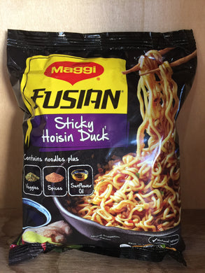 5x Maggi Fusian Sticky Hoisin Duck 117g