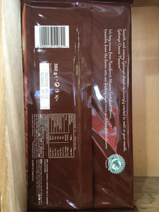 Galaxy Smooth Milk Chocolate Bar 360g