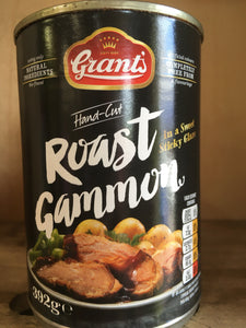 Grants Roast Gammon in a Sweet Sticky Glaze 392g