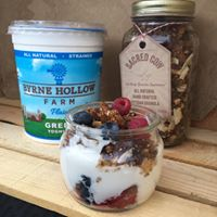 Sacred Cow Granola Recipe Ideas!