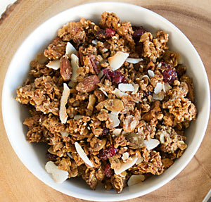 1 Pound Bulk Bag Sacred Cow Granola