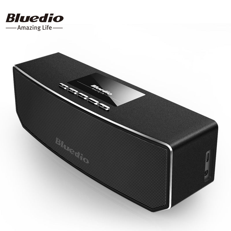 Bluedio CS4 Mini Portable Bluetooth Speaker - 3D Stereo Surround