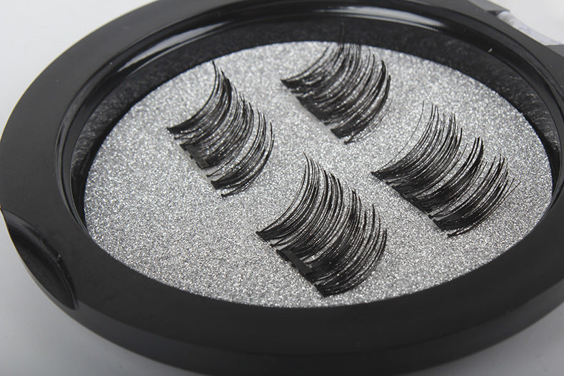 Best Selling Professional Magnetic Eyelashes For Natural Beauty - No Glue Eye Lash Extension