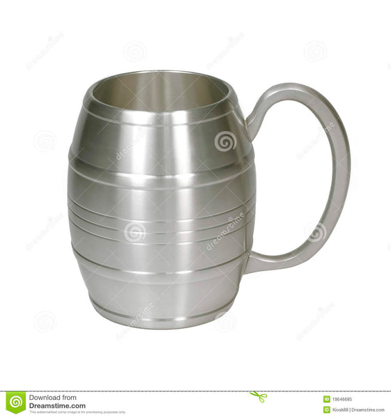 Why use metal for drinkware?