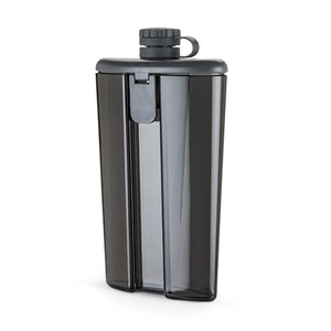 Easy-Fill™ Flask in Grey by HOST® - Big Bar Shots