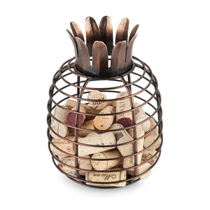 Juicy™ Pineapple Cork Holder by True - Big Bar Shots