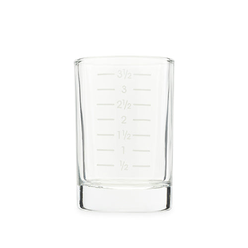 Slam 4oz Measured Shot Glass - Big Bar Shots