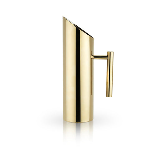 Belmont™ Modern Gold Pitcher by Viski - Big Bar Shots